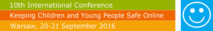 "10th International Conference ""Keeping Children and Young People Safe Online"""