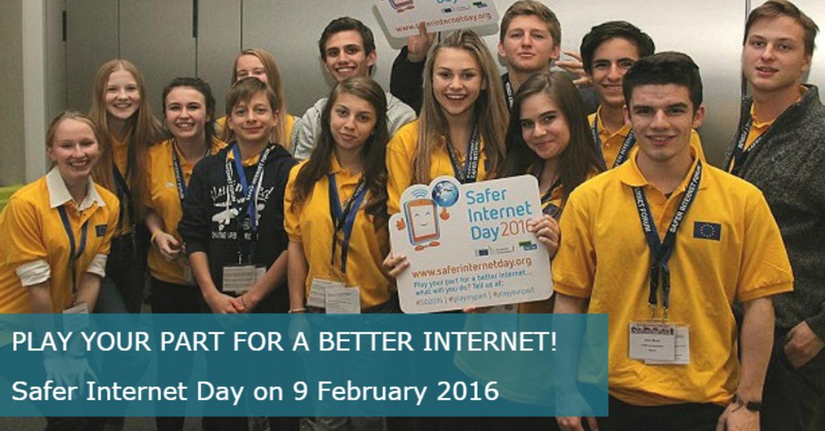 Digital Privacy Salon Safer Internet Day Special Edition 09/02/16