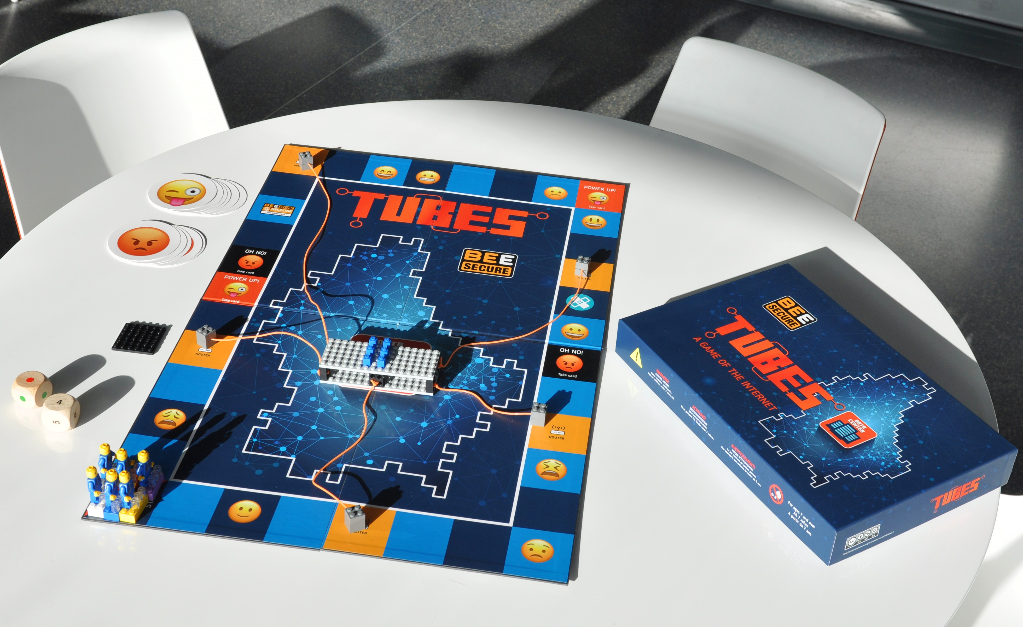 TUBES – A Game Of The Internet released Feb 6th