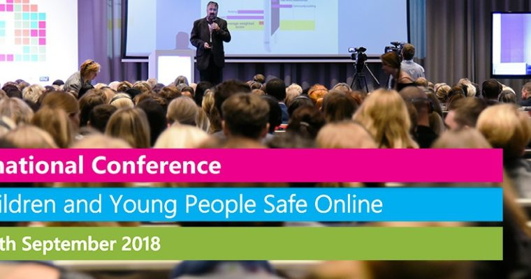 "Speaking at 12th International Conference ""Keeping Children and Young People Safe Online"", Warsaw"