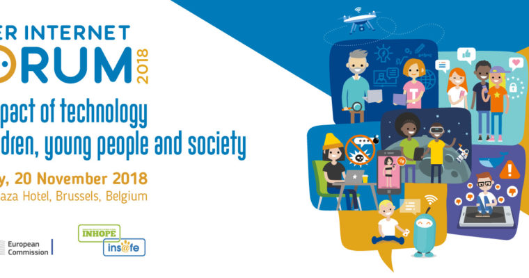 Safer Internet Forum & YEP 2018