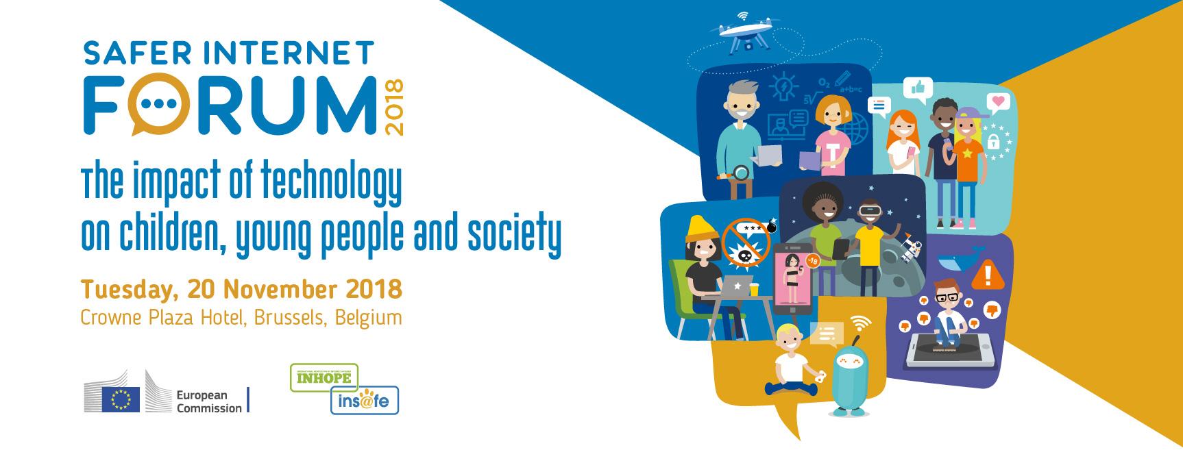 Safer Internet Forum & YEP 2018
