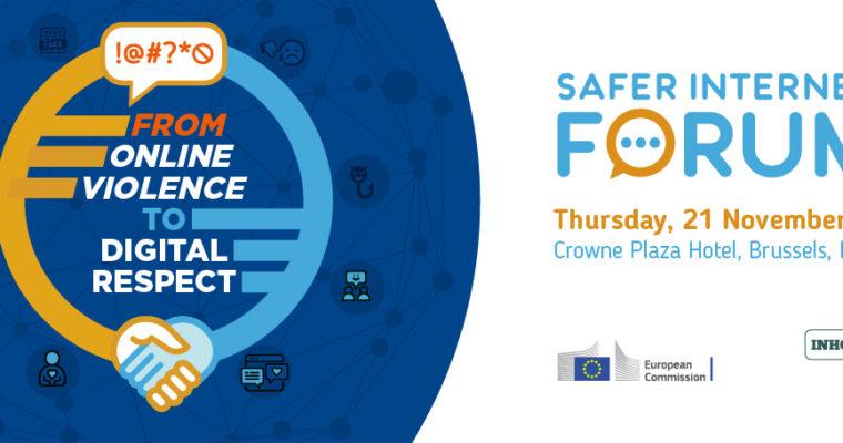 Safer Internet Forum/European Youth Panel 2019
