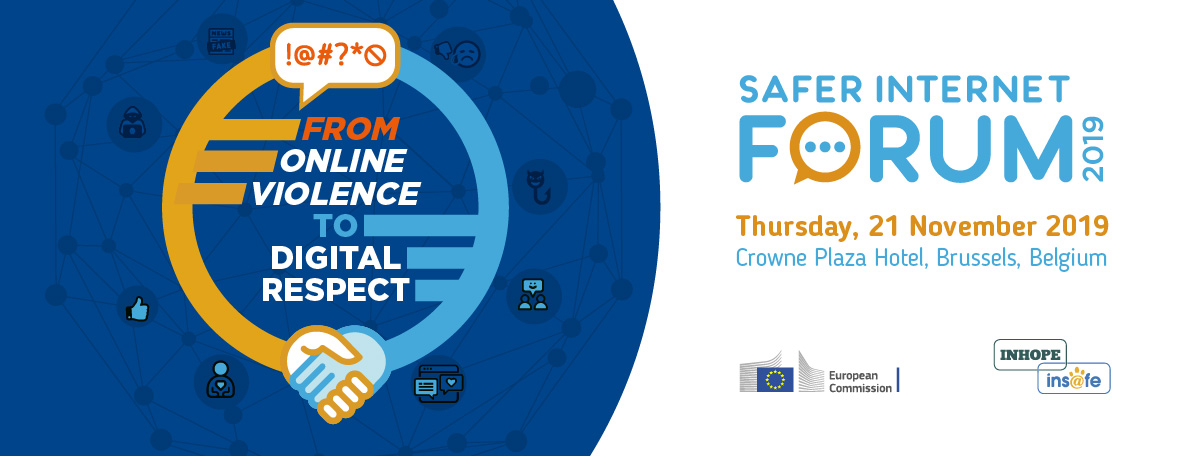 Safer Internet Forum/European Youth Panel 2019