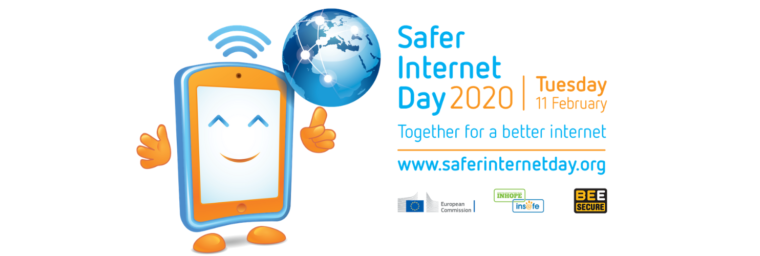 Next Digital Privacy Salon 11/02/20: Safer Internet Day!