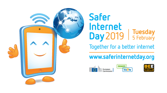Next Digital Privacy Salon 05/02/19: Safer Internet Day 2019