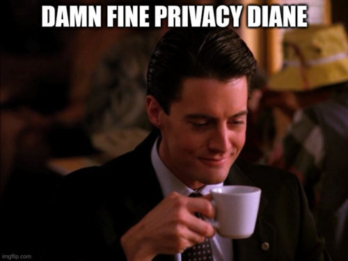 Join Me For An Online Chat At Privacy Cafe
