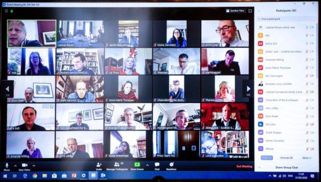 Privacy Salon Online Session Video Archive