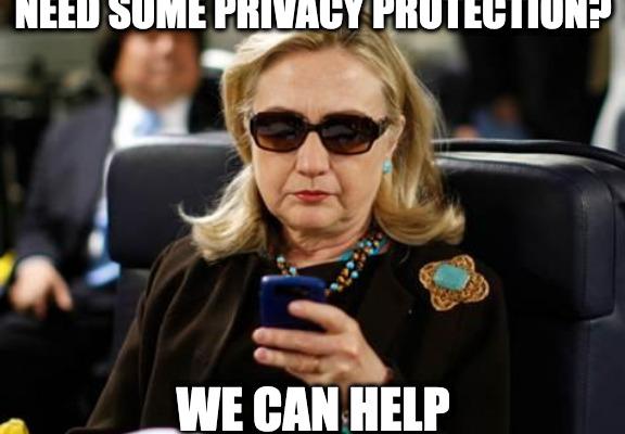 Next ONLINE Digital Privacy Salon 17/11/20: Everyday Privacy Protecting Alternatives